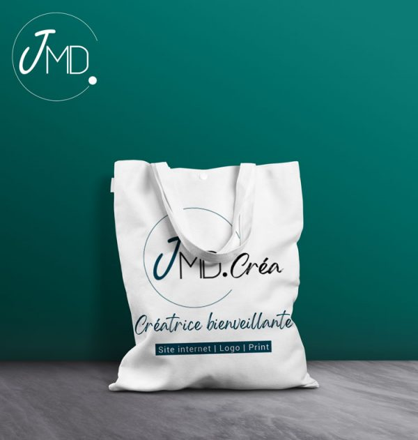 Tote bag L'accessoire indispensable qui permet de véhiculer l'image de votre entreprise à travers un logo, un slogan...