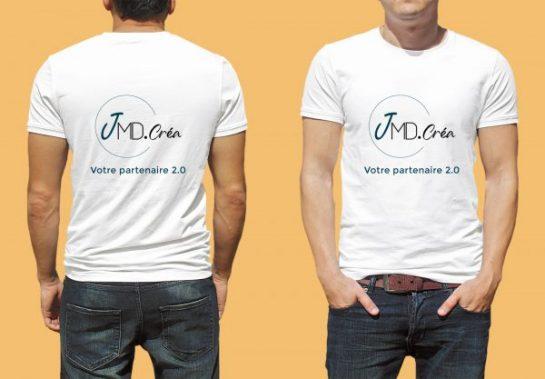 Tee-shirt Sponsoriser un événement local afin de faire connaître votre entreprise.